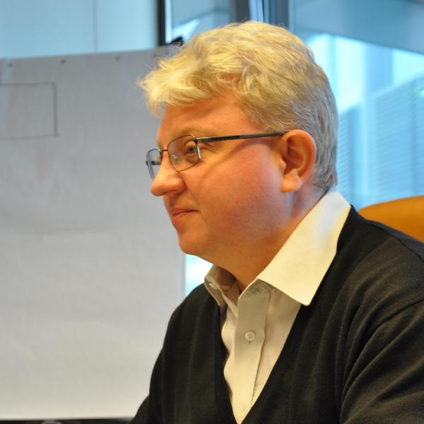 Edward Tusiński - Inżynier ds. Bezpieczeństwa IT