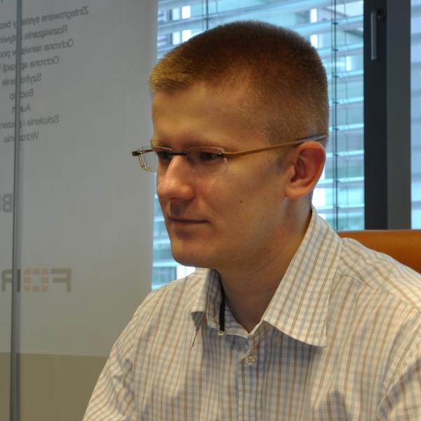 Jakub Kopka - Inżynier ds. Bezpieczeństwa IT