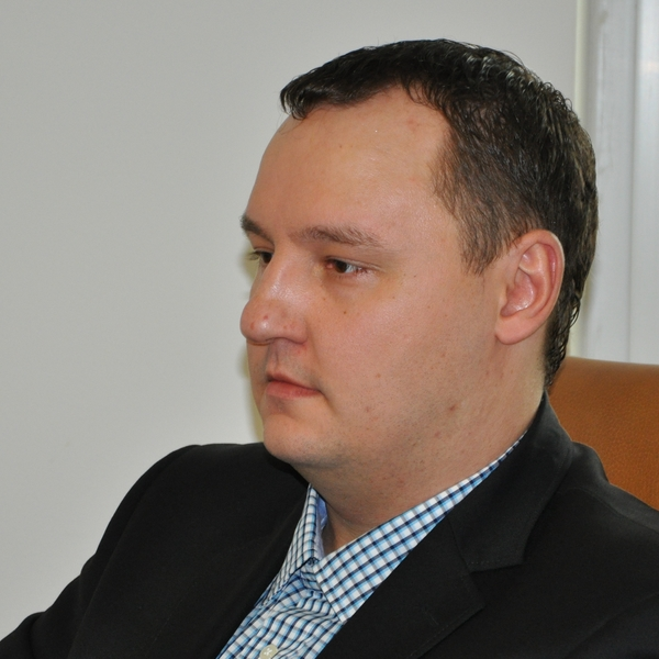 Jarosław Pieńkowski - Dyrektor Działu IT