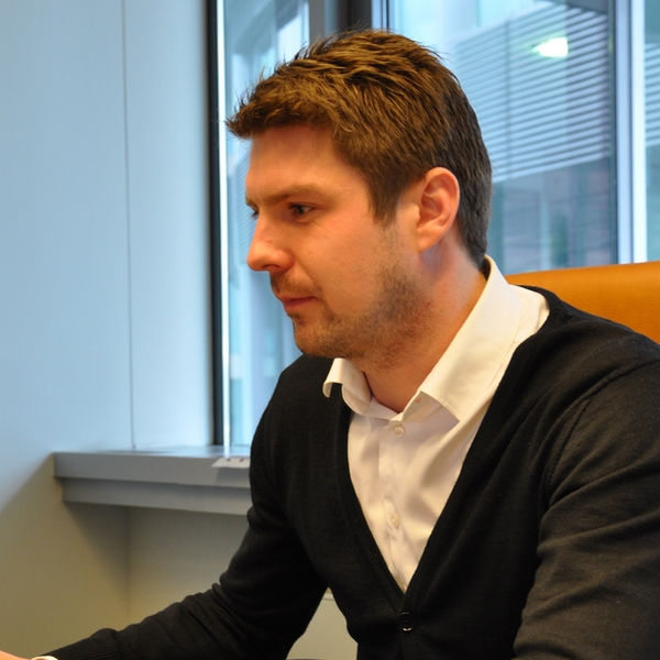 Piotr Osóbka - Audytor Departament Bezpieczeństwa