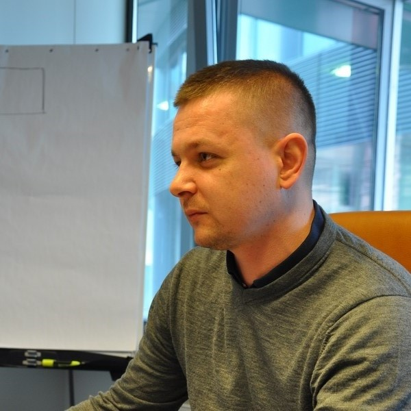 Rafał Zaremba - Product Group Manager