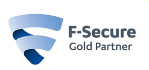 f-secure gold partner